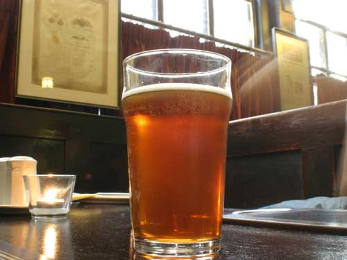 Pubs are among those suffering from a drop in visits and spending