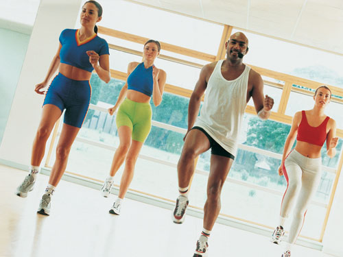Physical activity 'helps fight depression'
