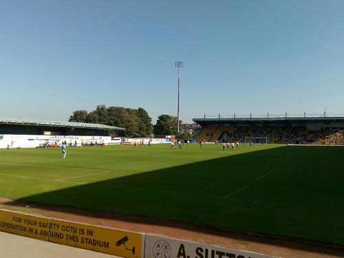 Mansfield Town is to move back to Field Mill