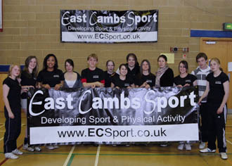 East Cambs receives Sports England funding