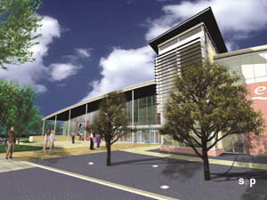 £13m Xcel Leisure Complex to open