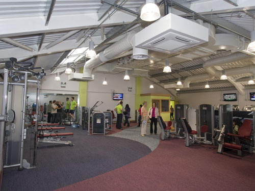 Leisure Management South Charnwood Leisure Centre Reopens