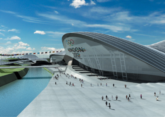 Tessa Jowell clamps down on aquatic centre overspending