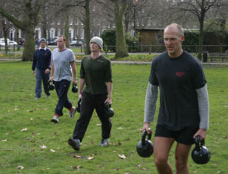 Outdoor Extreme launches fitness classes in London parks