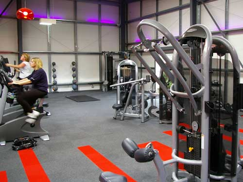 A further 10 Kiss Gyms are being planned in 2011 and 2012