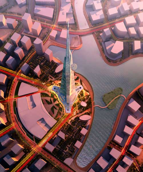 Khc Signs Sr46bn Jeddah Tower Agreement Architecture And Design