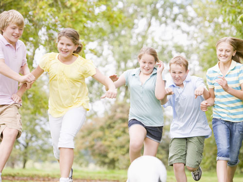 Report: Children 'shunning' physical activity