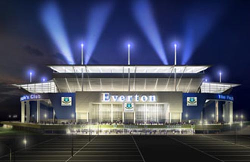 Everton Fc Outlines Case For New Stadium Architecture And Design News Cladglobal Com