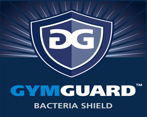 GYMGUARD bacteria shield to launch