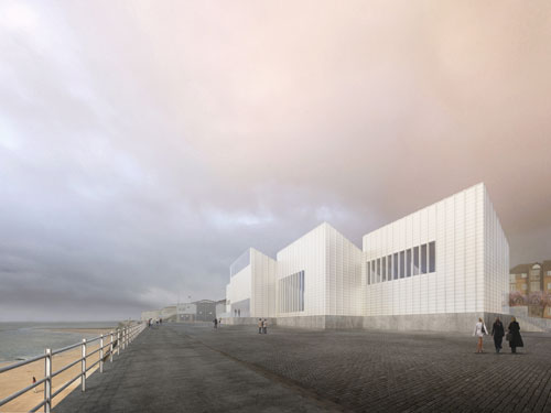 The new Turner Contemporary attraction in Margate