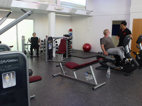 New-look fitness facility for Peckham