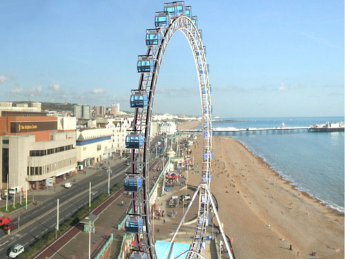 Attractions Management - Brighton O wheel plans still on track