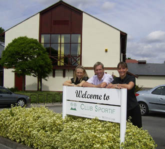 Wilmslow club joins energie franchise