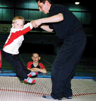 Tiptree and Highwoods target kids fitness
