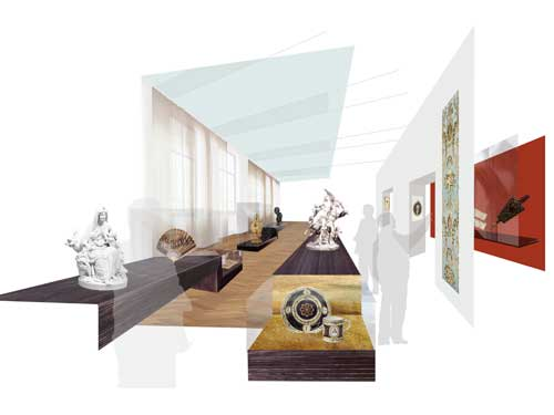 The project is the latest stage in the museum's wider FuturePlan