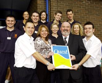 South Lanarkshire achieves Scotland's highest Quest score
