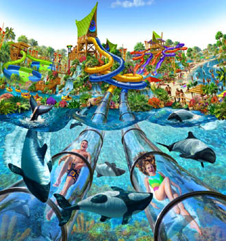 SeaWorld to open third Aquatica waterpark