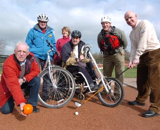 Wigan leisure trust launches Al Fresco activities