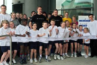 Hertsmere launches Get Active UK