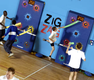 Fusion installs SportWall at Elephant & Castle Leisure Centre