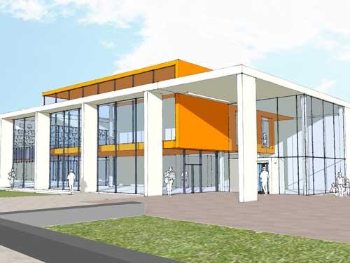 Exercise Professionals 163 8 75m Essex Leisure Centre Plans