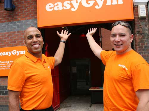 easyGym has launched its first club at the Slough shopping centre
