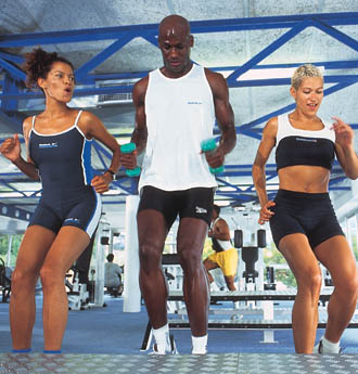 Virgin Active targets Italy