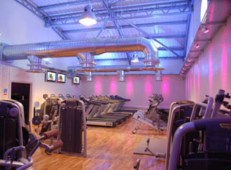 Saltley LC launches fitness facility