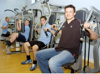 Nuneaton school promotes fitness