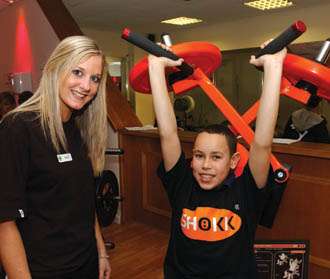 Furzefield set to open new kids gym