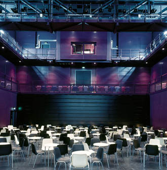 An Innovative Cultural Facility Bringing Together Sport Arts And Learning