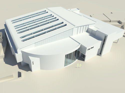 Wakefield pool plans set to be submitted