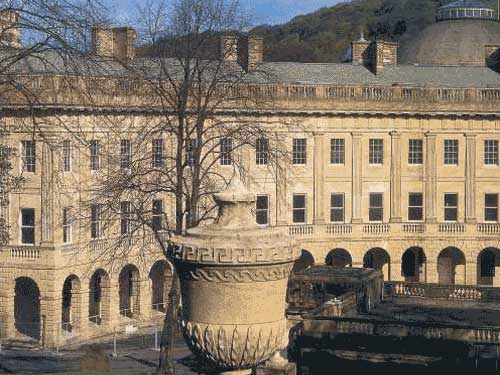 English Heritage has contributed GBP500,000 towards the scheme