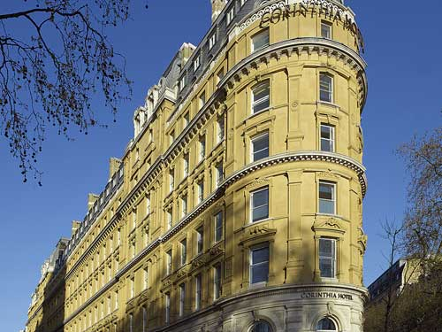 Corinthia Hotel London opened its doors earlier this year