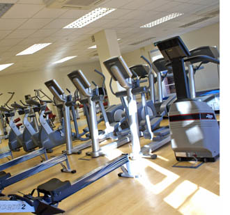 New fitness suite for Southfields College