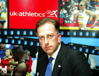 Chair Ed Warner said only 'radical reform' would increase trust in athletics / UK Athletics