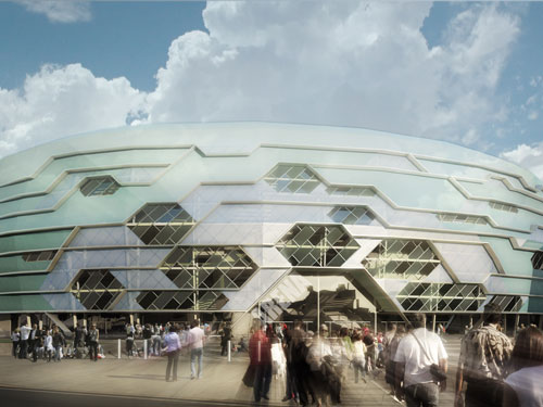 Construction work to start on Leeds Arena