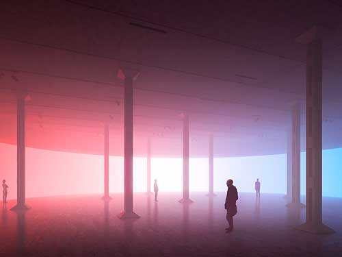 Tate Modern has brought former Oil Tanks back into use as part of the scheme