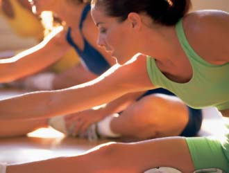 Experts warn not to stretch before workouts