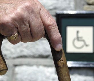 Disabled leisure facilities under scrutiny