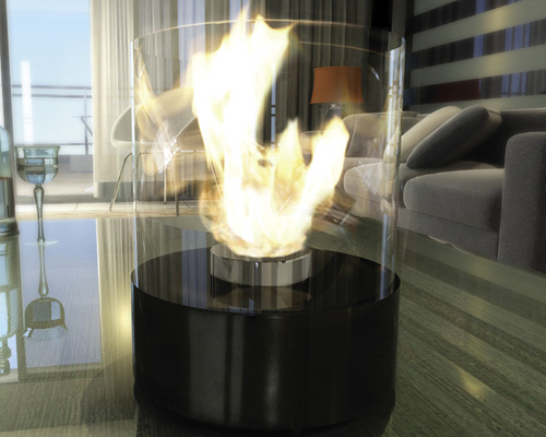 Chantico Glassfire is unveiled