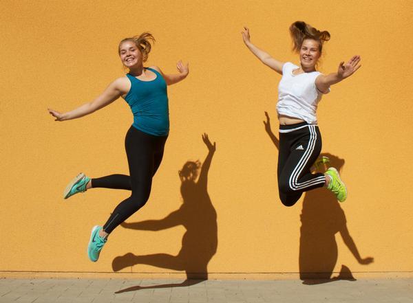 The Lihavuus Laskuun programme translates as 'overcoming obesity' / Schools on the Move/Jouni Kallio