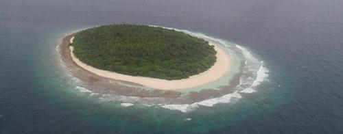 Paradise leased? Uninhabited Maldivian island with resort permits put on the market