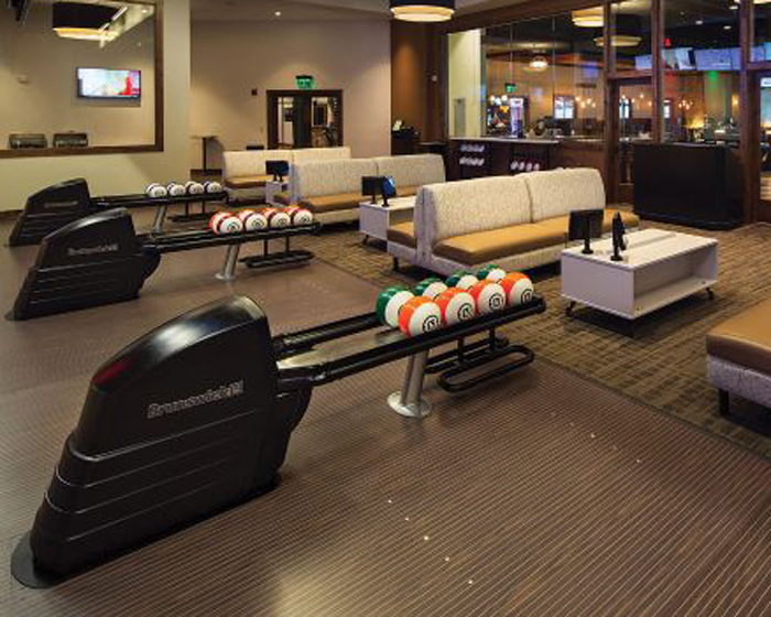Brunswick Bowling's Epicenter is an all-in-one entertainment solution
