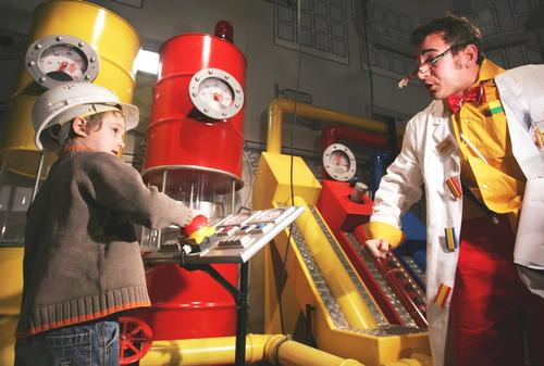 The attraction will be Merlin and Lego's seventh Discovery Center in the US / Merlin Entertainments