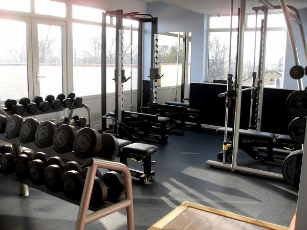 Lewsey Sports Park: Boxing facilities, heavy weights and a 70-station gym