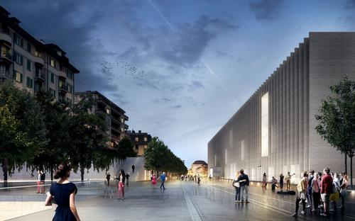 The design is intended to reinvigorate the community