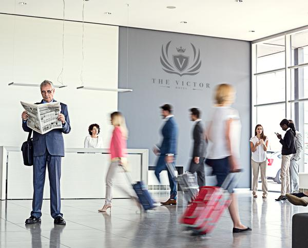 Hotels charge different prices for different types of traveller – could gyms also segment more? / PHOTOS: Shutterstock.com