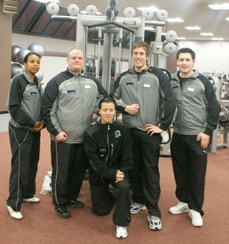 Revamped gym opens at Don Valley