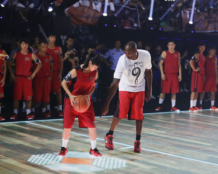 AKQA helps bring Kobe's LED basketball court to life